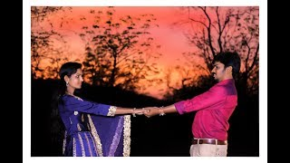 Raju + Uma  | Telugu Pre wedding video Song | 2018 | Hanuman digital's 9966367477 - best telugu songs for pre wedding shoot 2019