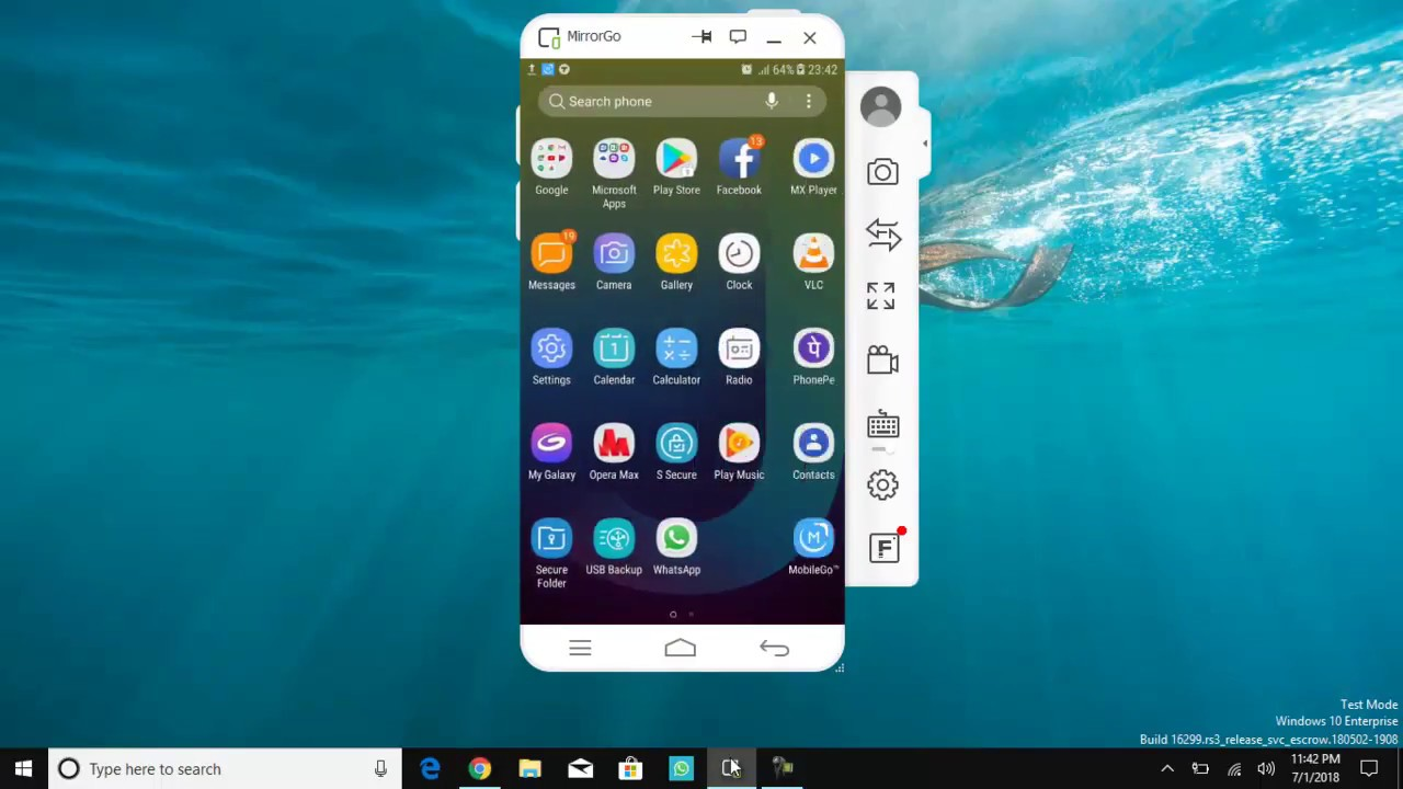 Dual Apps Dual Messenger On Samsung Galaxy J7 Prime Samsung Galaxy On Nxt Youtube