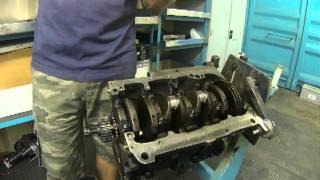 Audi S3 Stroker build - Engine assembly pt1