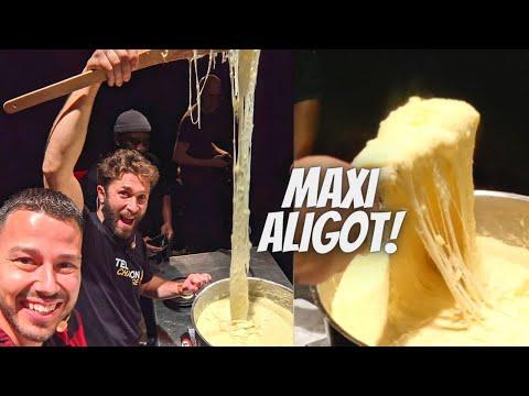 10-kg-de-fromage-à-remuer:-on-galÈre-pour-faire-un-aligot---vlog-#1093