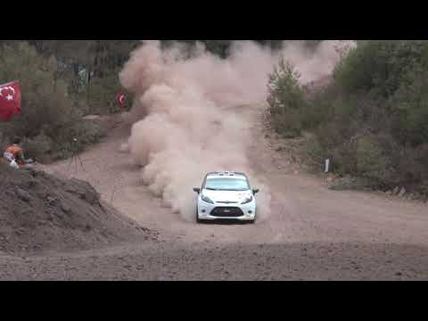 And Sunman - Özden Yılmaz | Ford Fiesta R2 | 2019 Rally Turkey