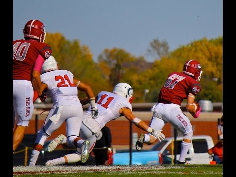 Max Gray Chadron State Freshman Highlights 2015