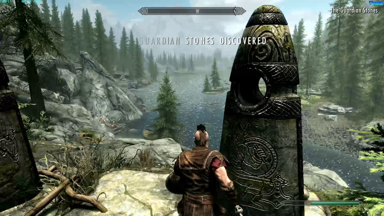 The Elder Scrolls V SKYRIM Special Edition Gameplay - Max Settings [PC  1080p]