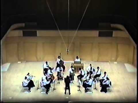 Handel Concerti Grossi Op. 6 No10 mov.3