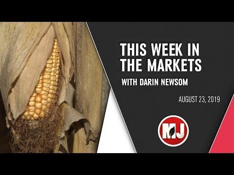 Markets with Darin Newsom | August 23, 2019