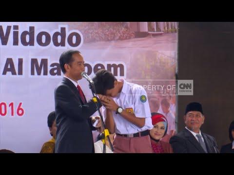 FULL- Kuis ala Jokowi, Cara Presiden Lekat dengan Siswa Mp3