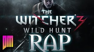 The Witcher 3: Wild Hunt |Rap Song Tribute| DEFMATCH -