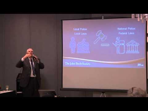 LOCAL POLICE vs FEDERAL POLICE - Art Thompson, CEO, JBS