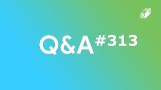 Q&A #313 Zapraszam również na Spotify :) | Robert Nawrowski