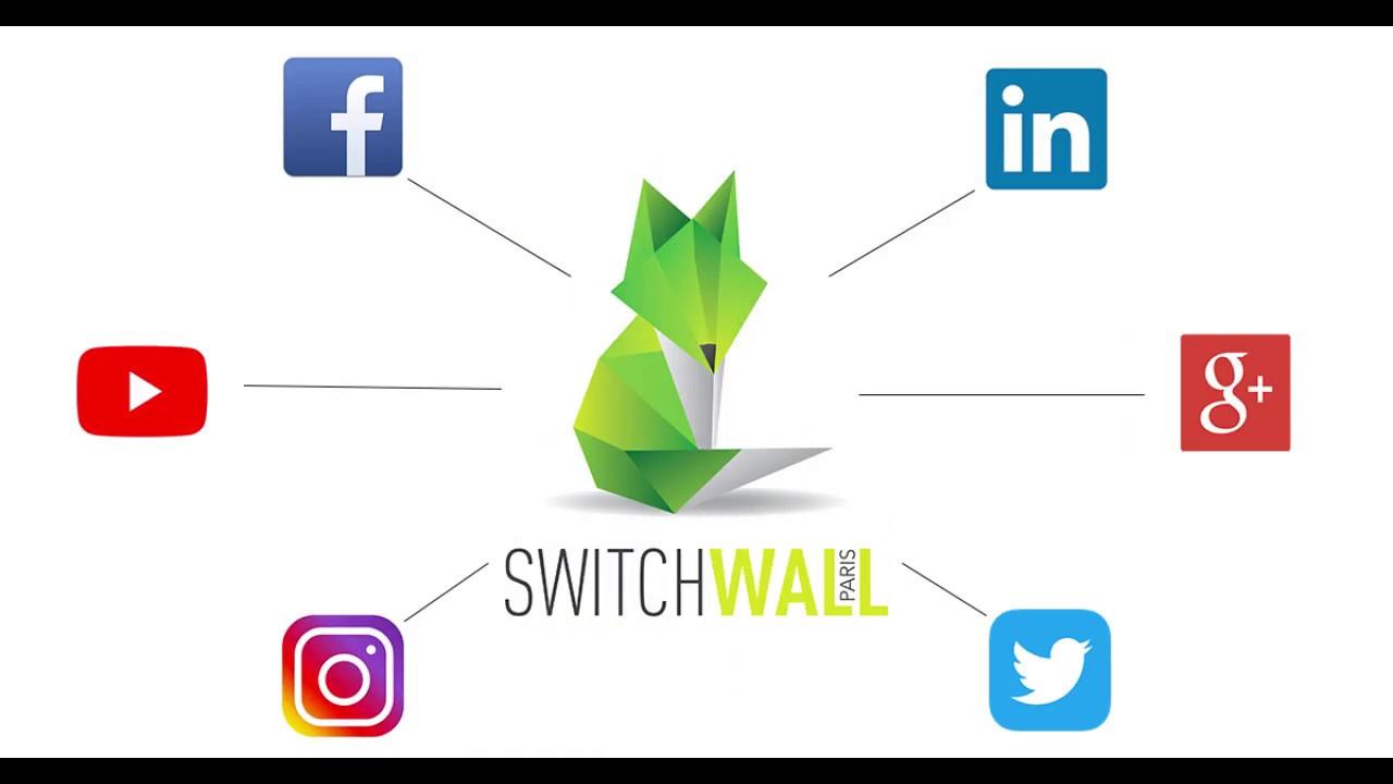 Vidéos - SwitchWall - Votre mur personnalisable ! Une
