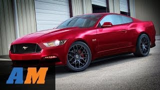 2015 Ford Mustang GT News & Rumors, MMD 2014 GT Project Build - Hot Lap