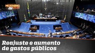 Senado aprova reajuste para os ministros do STF e aumenta gastos públicos