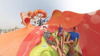 It's Time to fire on up at the World's Largest Waterpark – Atlantis Aquaventure