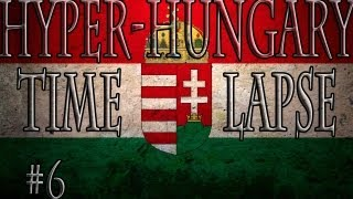 Crusader Kings 2 Hyper Hungary Time Lapse (6)
