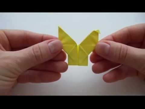 Кораблик оригами | Петух из