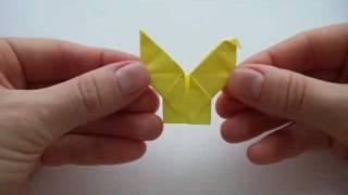 Кораблик оригами | Петух из бумаги