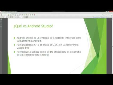 Introducción a Android Studio
