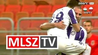 Dunaújváros - Újpest FC | 1-3 | 25. forduló | OTP Bank Liga 2014/15 | MLSZ TV