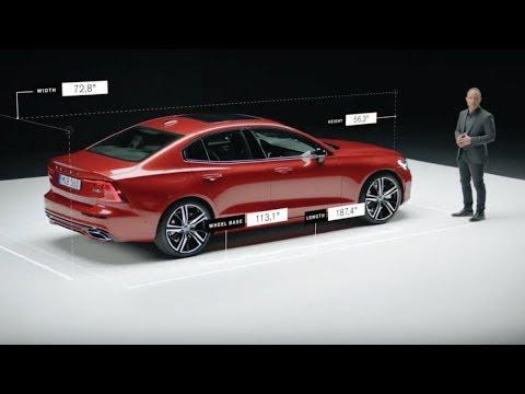 All-New 2019 Volvo S60 Product Walkaround