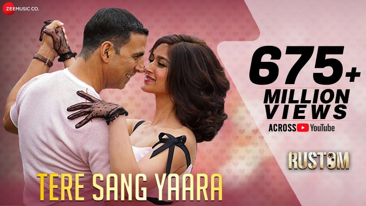 Download Tere Sang Yaara - Rustom   Akshay Kumar & Ileana D'cruz    Arko Ft. Atif Aslam   Manoj Muntashir