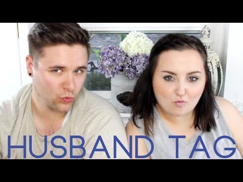 Husband Tag! | Meet my husband, Zack! | RawBeautyKristi