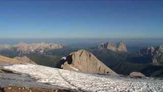 MARMOLADA Besteigung - Königin der Dolomiten