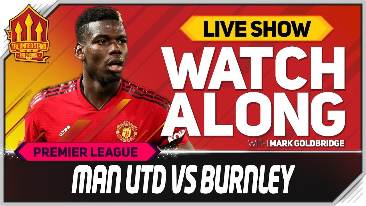 Manchester United-Burnley live stream: How to watch EPL game ...