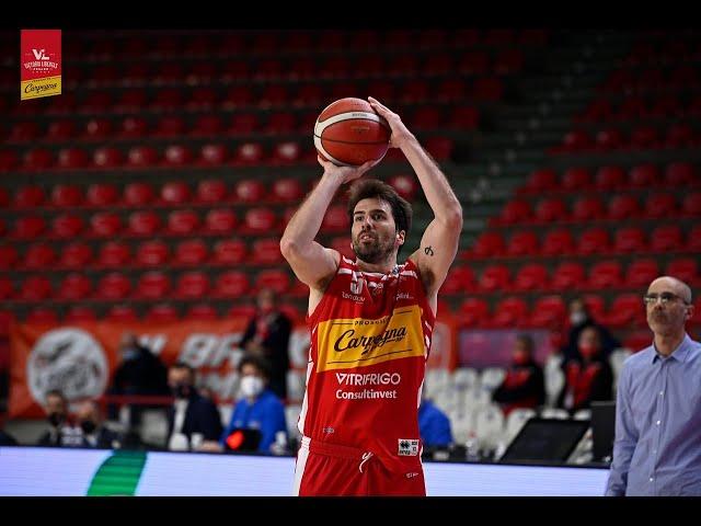 [Highlights] Openjobmetis Varese - Carpegna Prosciutto Basket Pesaro: 81-68