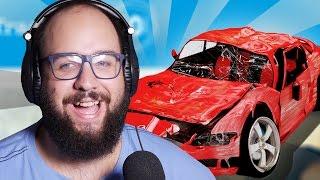 Ganzes Auto zerlegen | DUMM mit Manultzen