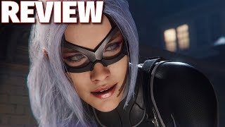 Marvel's Spider-Man: The Heist Review - A Swing and A Miss (Video Game Video Review)