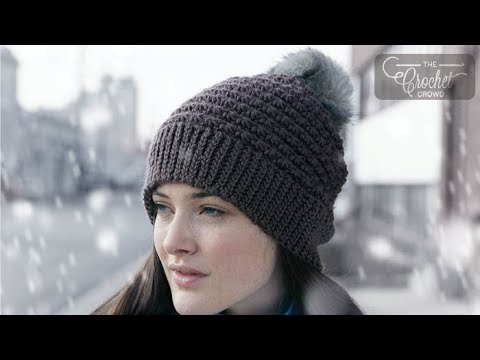 Free Amazing Star Crochet Pattern : How to Crochet A Hat: 5 Star Beanie - YouTube
