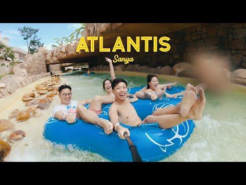 EPIC TIME at Atlantis Sanya Waterpark