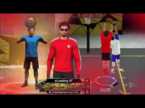 I Repped Up Playing With DF CLAN ON NBA 2K20! MY GLASS SNAGS EVERY SINGLE REBOUND! UNSTOPPABLE GLASS