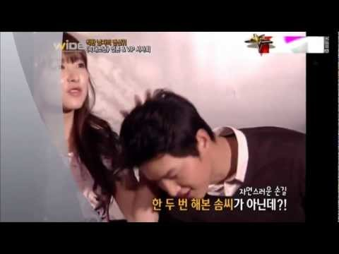 song-joong-ki-&-park-bo-young---maybe-it-has-to-be-you