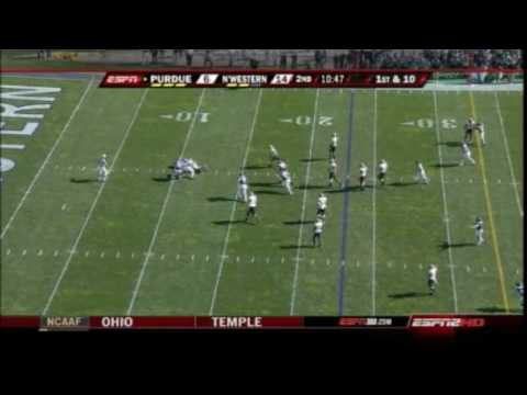 Northwestern Wildcats 2008 Football Season Highlights