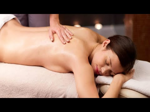 Back Massage Tutorial - How to Give a Back Massage - Most Effective Massage Techniques