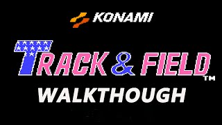 Track and Field World Record Walkthrough
