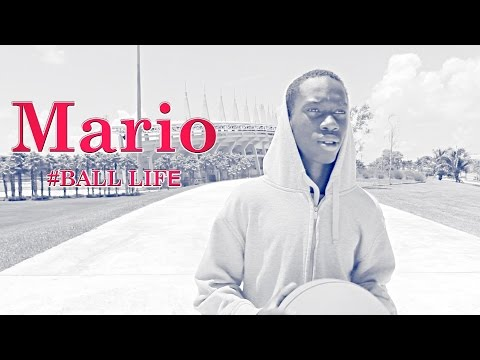 Mario #BALL LIFE Shot By Creed Films Media