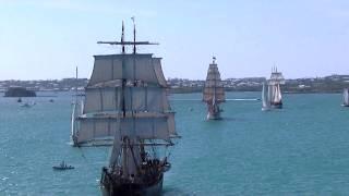 Bermuda - Tall Ships Rendez-Vous Regatta 2017