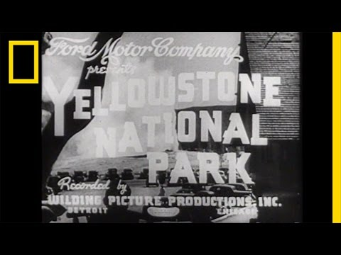 Vintage Yellowstone Commercials Show How Much Has (and Hasn't) Changed | National Geographic