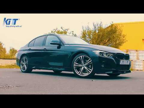 We Change The Look To A BMW 3 Series F30 M-Performance Design By KiTT Tuning