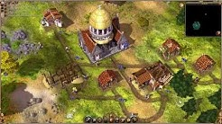 Settlers 2 10th Anniversary Gameplay Level 1
