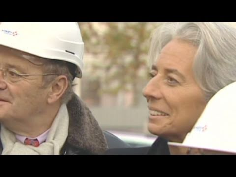 Who is Christine Lagarde?