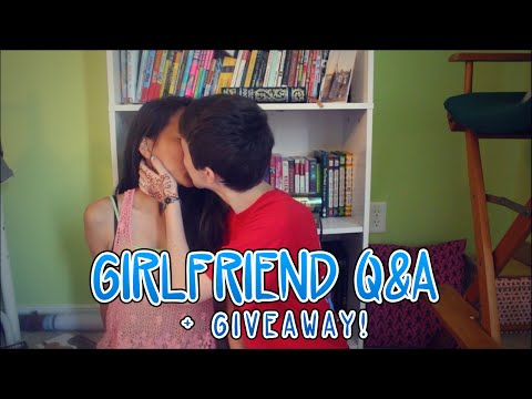 Girlfriend Q&A + 100k Giveaway!