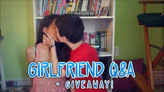 One of ChandlerNWilson's most viewed videos: Girlfriend Q&A + 100k Giveaway!