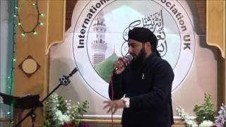 Dr Nisar Ahmed Marfani at 21st Annual Manchester Mehfil-e-Naat December 2015 (NEW)