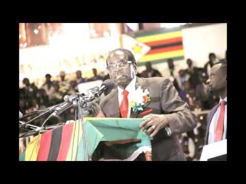 (Audio) President Mugabe adresses war Vets