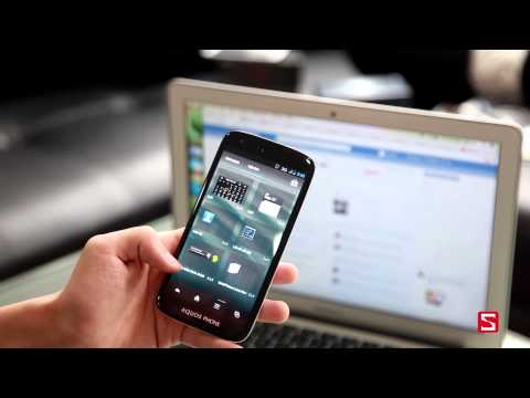 Đánh giá Sharp SH 930W AQUOS PHONE: Màn hình Full HD IGZO - CellphoneS