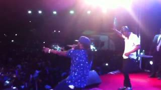 BUSY SIGNAL / EXCOLEVI LIVE IN ZIMBABWE 2015