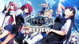 The Grisaia Trilogy (Switch) Review (Video Game Video Review)